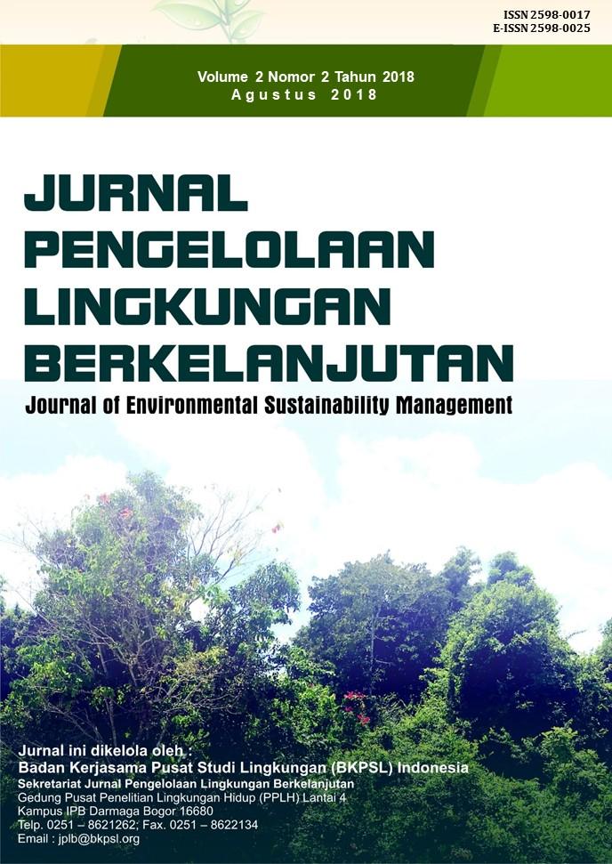 JPLB, Vol 2, No 2 (2018)